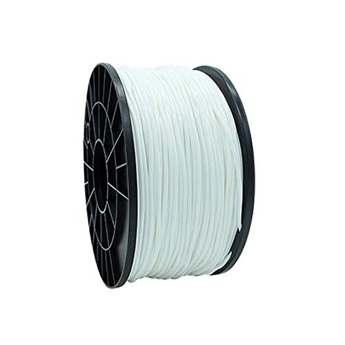 Night K ASA Printing Filament 3D Printer Consumables White 1.75mm Weather High Temperature Resistant Plastic Filament, Dimensional Accuracy +/- 0.02mm