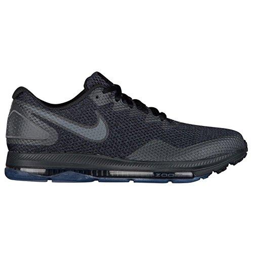 Nike Zoom all out Low 2, Scarpe Running Uomo, Nero (Black/Dark...