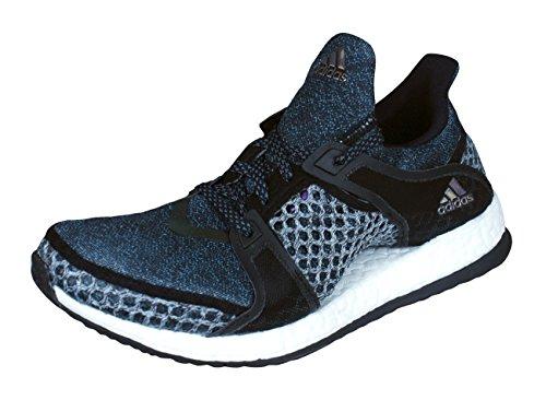 adidas Pure Boost X TR, Women's Trainers, Black (Negbas/Negbas/Azuvap), 4 UK (36 2/3 EU)
