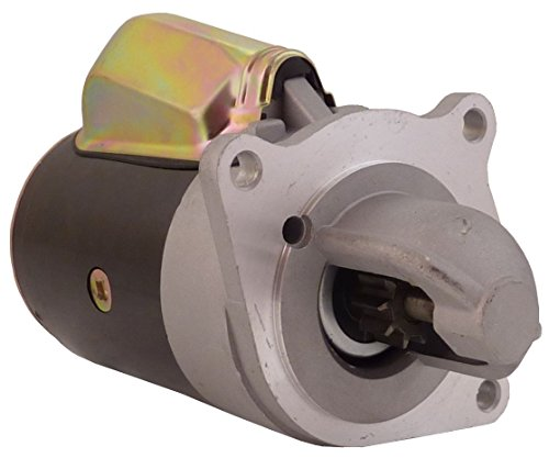 STARTER COMPATIBLE WITH Ford & New Holland Gas Tractor 2000 3000 4000 5000 64-75 3cyl SA-640