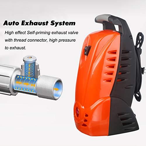 QWERTOUY diesel hogedrukreiniger reinigingsmiddel-onderlegring auto wasmachine