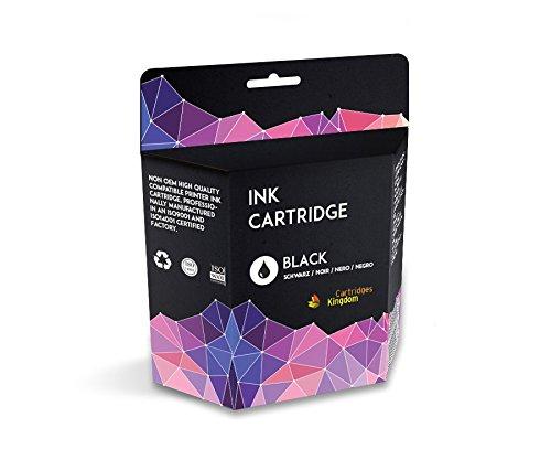 Cartridges Kingdom PG-510 Nero Cartuccia d'inchiostro compatibile per Canon Pixma iP2700 iP2702 MP230 MP240 MP250 MP260 MP270 MP280 MP282 MP490 MP492 MP495 MX320 MX330 MX340 MX350 MX360 MX410 MX420