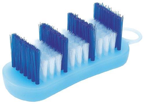 マーナ(MARNA) 掃除の達人 風呂ブタ洗いブラシ  W237