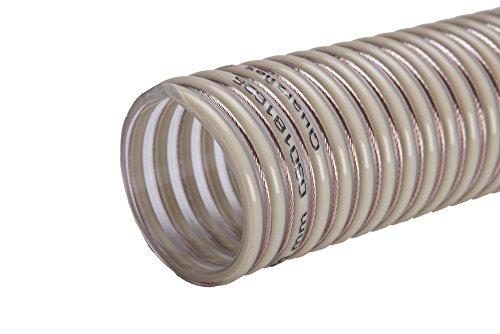 Quarzflex® Pelletschlauch 15 m Länge NW 51 mm