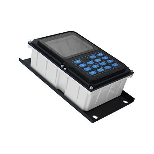 Assy LCD del pannello di visualizzazione del monitor del none-branded 7835-12-1001 si adatta per Komatsu Excvator PC200-7 PC200LC-7 PC220-7 PC220LC-7