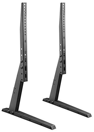 RICOO FS309-L TV-Ständer Höhenverstellbar 32-55 Zoll (ca. 81-140cm) Universal Ersatz-Ständer Fernseher-Stand Stand-Fuß VESA 300x300-800x400