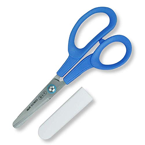 Kokuyo Scissors Aerofit SAXA For Children Glueless Right left hand Japan