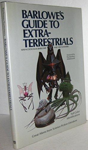 Barlowe s Guide to Extraterrestrials by Wayne Douglas Barlowe (1979-11-03)
