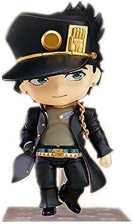 QTRT Di JoJo Bizzarre Avventure Kujo Jotaro Q Versione Toy intercambiabile Viso mobile Giunti PVC del fumetto del Anime Gi...
