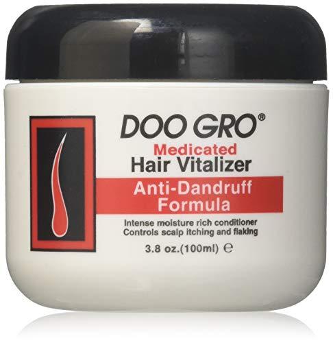 Doo Gro Formule anti-pelliculaire médicalisée pour cheveux 100 ml
