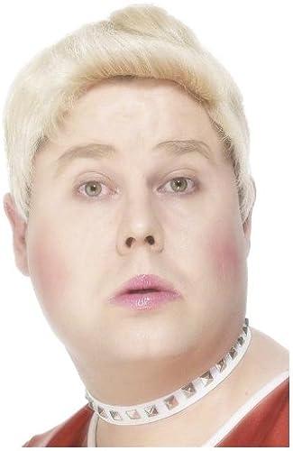 muchas sorpresas Little Britain Britain Britain Daffyd Wig - Adult (peluca)  barato