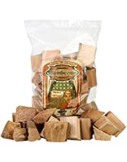 Axtschlag Rökelsekling, rökning chunks, al – alder, trä, 1,5 kg