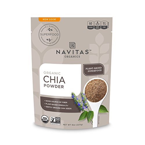 Organic Chia Powder 8 Ounces