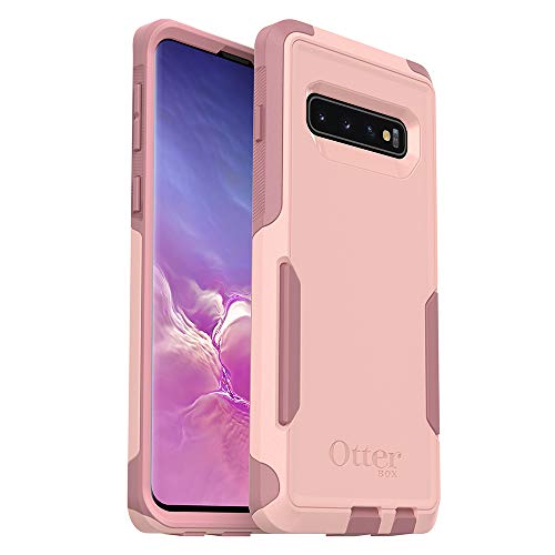 OtterBox COMMUTER SERIES Case for Galaxy S10 - Retail Packaging - BALLET WAY (PINK SALT/BLUSH)