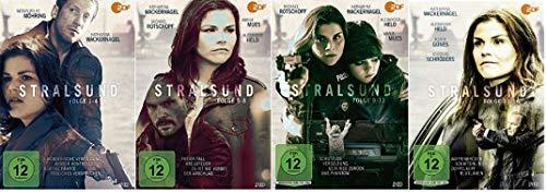 Stralsund Teil 1-16 [DVD Set]