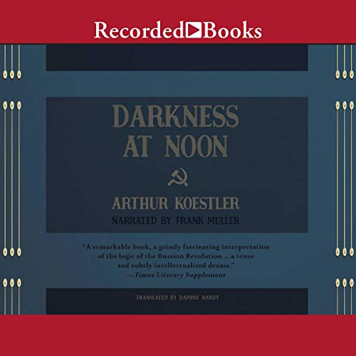 Couverture de Darkness at Noon