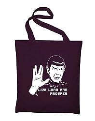 Jutebeutel Star Trek