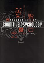 Best foundations of cognitive psychology Reviews