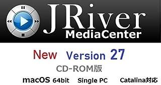 JRiver Media Center Ver27 macOS版 ライセンス&ソフトウェア