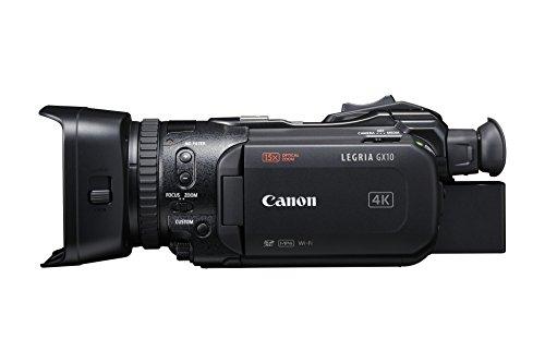 Canon Legria GX10Camcorder 4K) schwarz