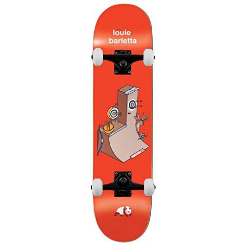 Enjoi Skateboards Going For Gold Louie Barletta r7 - Skateboard completo, 21,6 cm