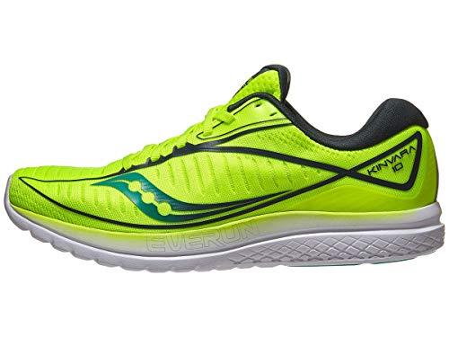 Saucony Kinvara 10, Zapatillas de Running para Hombre, Amarillo (Amarillo 37), 43 EU