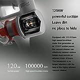Zoom IMG-1 xiaomi g9 aspirapolvere batteria rimovibile