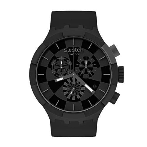 Swatch Big Bold Chrono Quartz Silicone...