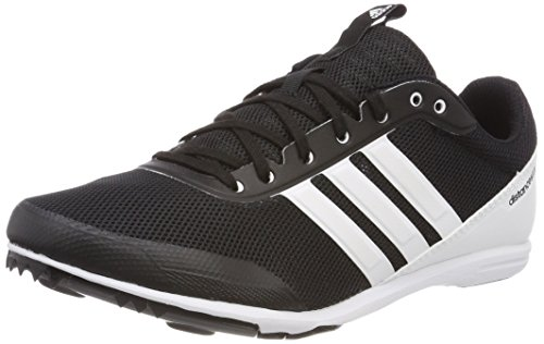 adidas adidas Damen Distancestar Leichtathletikschuhe, Schwarz Negbas Ftwbla Naalre 000, 36 2/3 EU