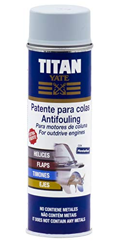 Spray adesivi brevetto Titan 500 ML - 4009 Grigio