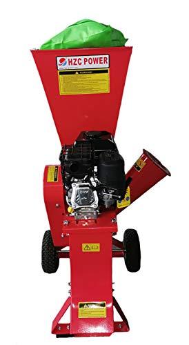 HZC Power Multi Häcksler 10 & 76 mm Benzinmotor SR75