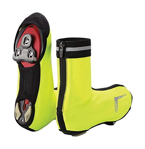 BBB Rainflex Hiver imperméable Chaussures Couvre-Chaussures de Cyclisme, Jaune, 47-48