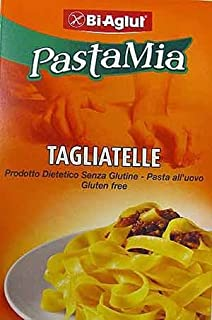 Biaglut Gluten-free Tagliatelle Pasta, 8.81 Ounce Packages (Pack of 2)