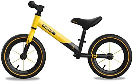 PHOENIX Toddler Balance Bike for Girls Boys Kids Ages 18 Months to 5 Years with Air Filled Rubber product image