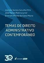 Temas de Direito Administrativo Contemporâneo