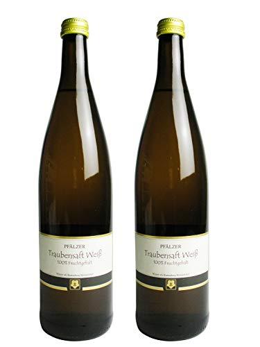 ファルツァー トラウベンザフト 白・白 ノンアルコールワイン (ぶどうジュース) 2本セット