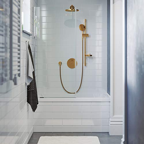 Swiss Madison Well Made Forever SM-DB562 Voltaire 48 x 32 in. Acrylic Right-Hand Drain Drop-in Bathtub, 48
