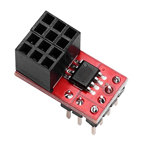 UKCOCO Ramps de repuesto1.4 RRD Fan Extender Accesorio de impresión 3D para la impresora Reprap 3D
