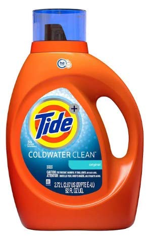 Product Image of the Tide Coldwater Clean Fresh Scent Liquid Laundry Detergent, 92 oz, 48 loads