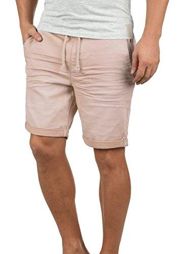 Blend Dongo Herren Jeans-Shorts Kurze Hose Denim aus hochwertiger Baumwollmischung, Größe:L, Farbe:Cameo Rose (73835)