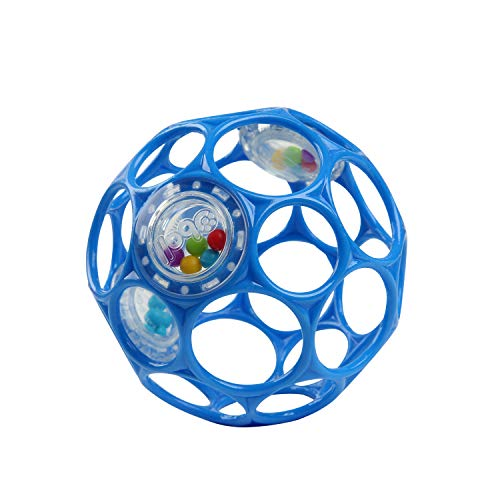 Bright Starts Oball Rattle Easy Grasp Toy