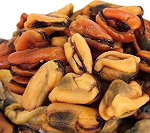 Getrocknete Meeresfrüchte Muschel 10 Unze (284 gramm) aus South China Sea nanhai
