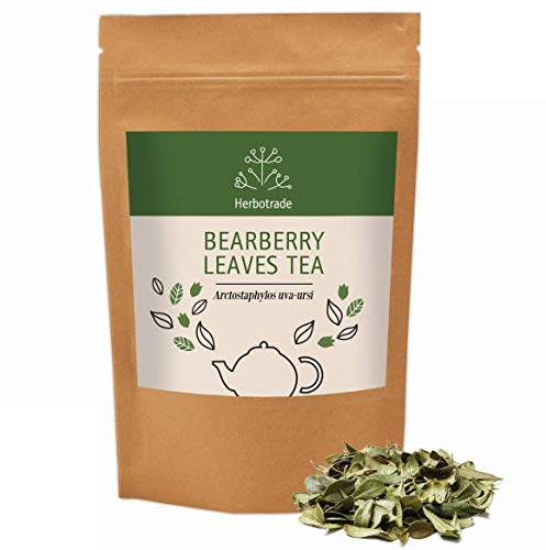Uva Ursi or Bearberry (Arctostaphylos) dried tea (loose) 3 oz / 90gr