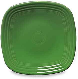 Fiestaware Square Salad Plate - Shamrock Green