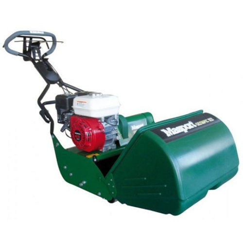 Tondeuse thermique à cylindre professionnelle autotractée Masport - 50 cm - Honda GX160