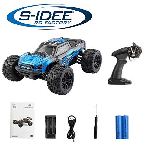 s-idee® G174 RC High Speed Car 1:16 mit 2,4 GHz 4WD 36 km/h