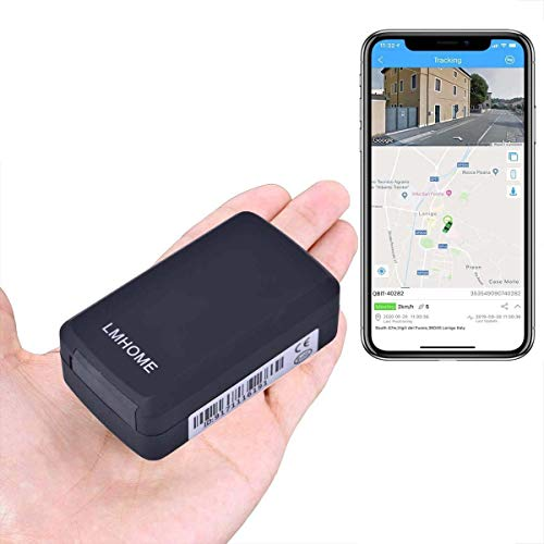 Car GPS Tracker, Full USA & Worldwide Coverage. for Vehicles, Car, Kids, Elderly, Child & Motorcycles. Magnetic Small Portable Tracking Device.