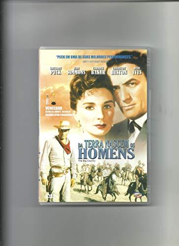 Dvd - Da terra nascem os Homens
