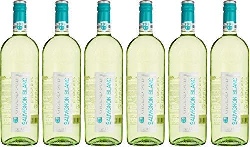 Grand Sud Sauvignon Blanc Trocken 6er Pack (6 x 1 l)