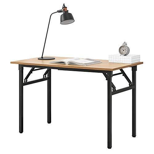 Neu.Haus Mesa extraíble de diseño 120 x 60 cm Altura Ajustable 75-76,4...